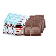 Nutella Crema De Avellanas X 60 Unidades - kg a $1