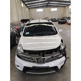 Sucata Nissan Livina 1.8 Flex 2014