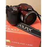 Nikon Coolpix L830 Cámara Compacta De 16mp Fullhd