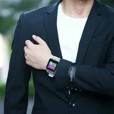 Relógio Celular Smartwatch Gv18 Aplus Bluetooth Chip Originl