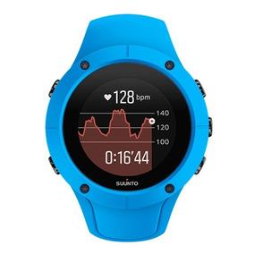 Reloj Multifuncional Deportivo Spartan Tw Azul Suunto
