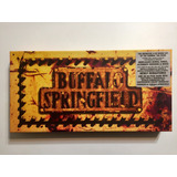 Box Set Buffalo Springfield 2001 Europeo Young Nash Stills