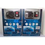 Sport Cam 4k Hd Wifi O /16 Mp Con Control Regalía Bateria
