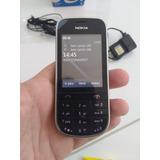 Celular Nokia Asha 202 Grafite (dual Chip) Desbloqueado