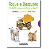 Caixa Box (caminhões, Lindos Filhotes E Mundo Animal De Dor