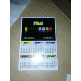 Almanaques 9,5x15cm, Iman Completo Personalizados