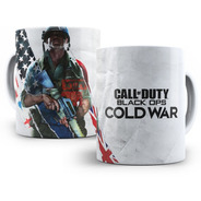 Caneca Cod Black Ops Cold War