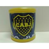 Alcancía De Plástico Del Club Atlético Boca Juniors