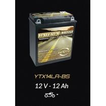 Bateria Moto Route - Bmw F G 650 Gs