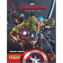 Album Completo Avengers Era De Ultron Panini
