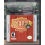 The Legend Of Zelda Oracle Of Seasons - Gbc