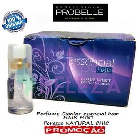 Perfume Capilar Cabelo Caixa C 12 Unidades De 17ml Probelle