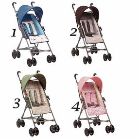 Carrinho De Bebê Hércules Passeio Vários Modelos - Novo