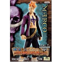 Figura One Piece Banpresto Marco The Grand Line Men Vol. 11