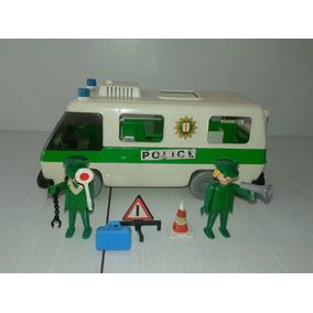 Playmobil Furgão Polícia Trol