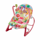 Fisher Price Cadeira De Balanço Minha Infância Tigre Fmn51 #