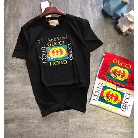 69b2900141f06 Camisetas Gucci Mujer Mercadolibre