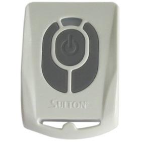 Controle Remoto Branco Sulton Resistente À Água 433mhz