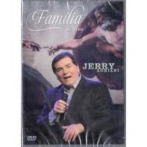 Dvd Jerry Adriani Familia Ao Vivo