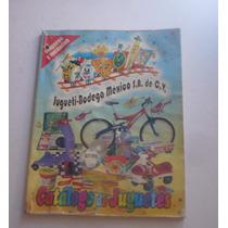 Catalogo De Juguetes Jugueti-bodega Mexico - Juguete Antiguo