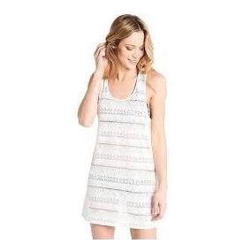 Vestidos Crochet Easy Roxy 38103001 Cbl