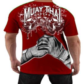 Camisetas Com Frases De Muay Thai Femininas Camisetas No Mercado
