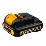 Bateria Dewalt 12v Max Dcb120 Litio Compacta