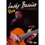 Lucho Barrios - En Vivo (dvd)