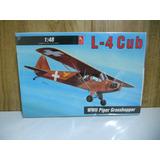 L-4 Cub Piper Grasshopper Hobbycraft 1/48 Ramos Mejía