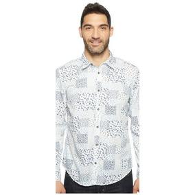 Camisa Casual De Caballero Calvin Klein Talla S Nueva 1,299$