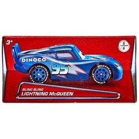 Mattel Cars 3 Dinoco Bling Bling Lightning Rayo Mcqueen