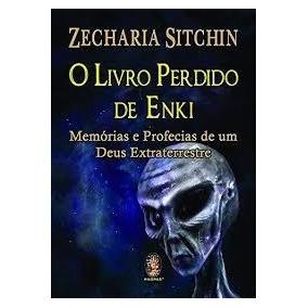Coleção De Livros Zecharia Sitchin - 6 Livros