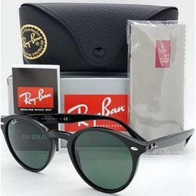 Oculos Rayban Redondo Preto Ray Ban Round - Óculos De Sol no Mercado ... 4b89ab365a