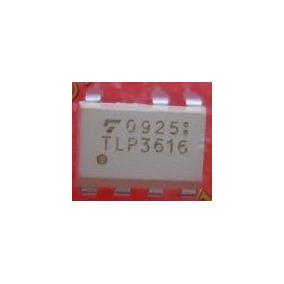 Tlp3616 3616 Toshiba Optoacoplador Gaas Irojo & Foto-triac