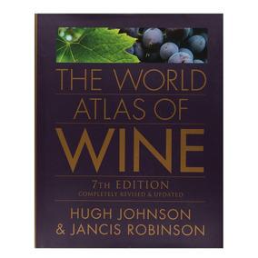 Libro The World Atlas Of Wine Atlas Del Vino Tdura Inglés