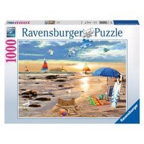 Ravensburger Puzzles Ready For Summer, Multi Color (1000 Pie