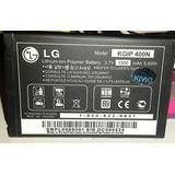 Bateria Original Lg Modelo Kgi 400n
