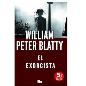 Libro El Exorcista (libro Fisico) Autor William Peter Blaty