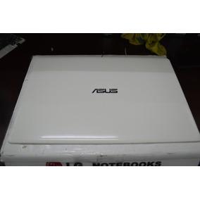 Tampa Lcd Carcaça Notebook Asus X550c Branco