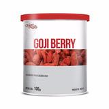 Goji Berry Desidratada (fruta Seca) - 100g - Chá Mais