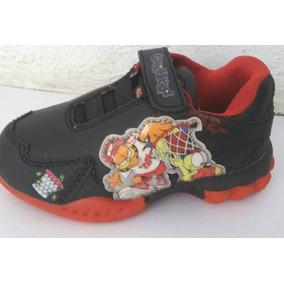 Zapatos De Niños Garfield