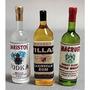 Dollhouse Licor Conjunto No. 2 Vodka, Whisky, Ron
