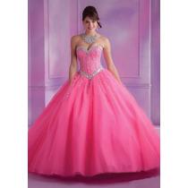 Vestido Noiva, Debutante, 15 Anos,festa, 4 Cores