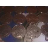 Monedas Cuartos De Dolar De 1970 A 1990