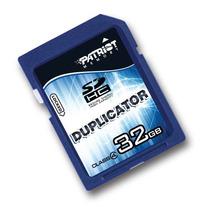 Patriot Duplicator 32 Gb Sdhc Class 4 Flash Memory Card