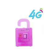 Chip Para Desbloqueio Iphone, 7/6s/5s/5/5c/4s, Desbloqueador