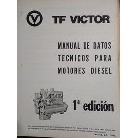 Manual De Datos Técnicos Para Motores Diesel Tfvictor
