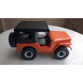 Jeep - Jipe De Brinquedo - Plastico Rigido - Produto Novo