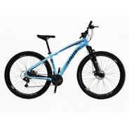 Bicicleta Aro 29 Raio Urano Freios Disco 21 Vel