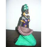 Figuras Pintadas - Negra Africana - Netero